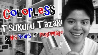 Book Review: Colorless Tsukuru Tazaki and His Years of Pilgrimage by Haruki Murakami