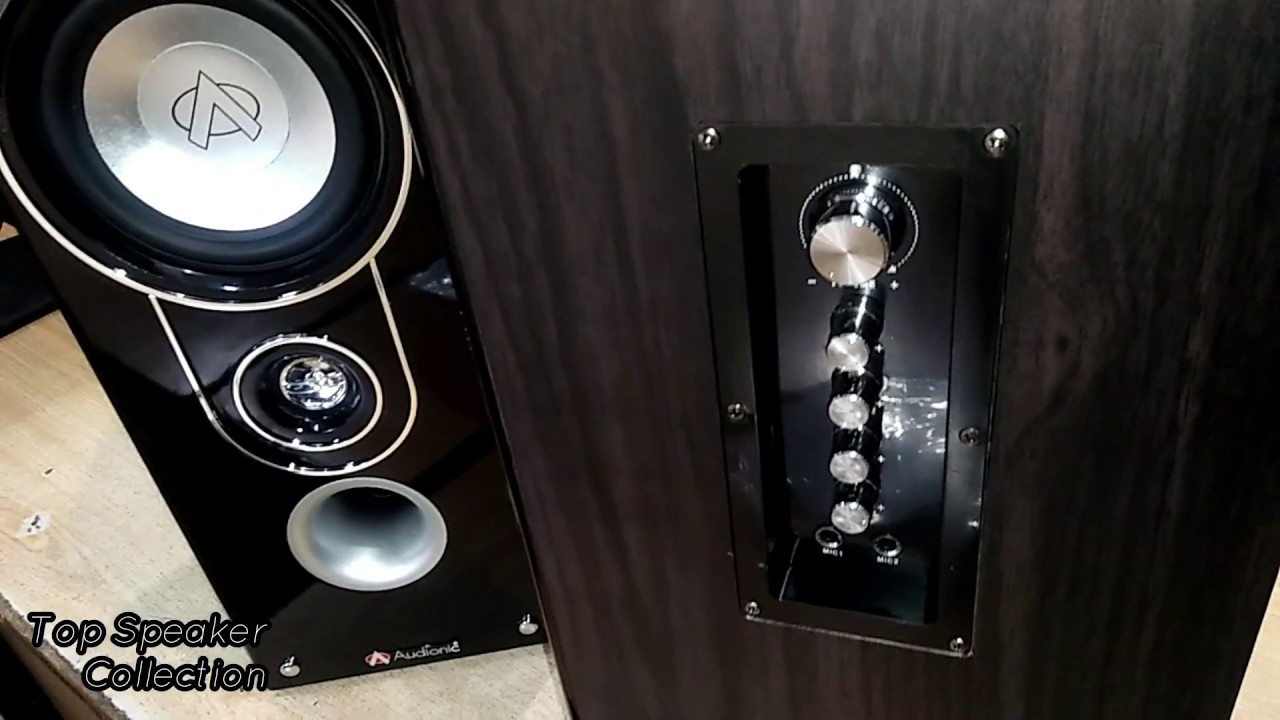 Audionic New Classic 5 Advance Bt Speaker Youtube