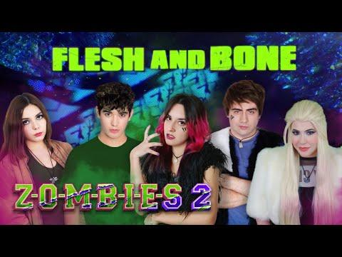 Zombies 2 – Flesh & Bone (Español) Hitomi Flor ft. Kevin Ramos|Mishi Chwan|Amanda Flor|Marc Winslow