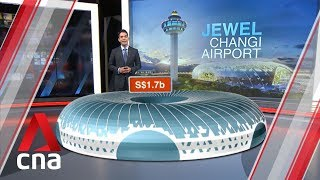 Jewel Changi Airport: A virtual look at the key features of Singapore's new crown jewel