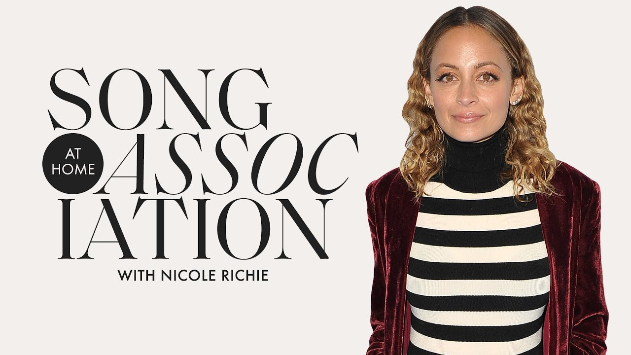 Nicole Richie Sings Destiny's Child, Mya, and More in a #StayHome Edition of Song Association