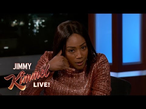 Hey Leonardo DiCaprio – Call Tiffany Haddish!