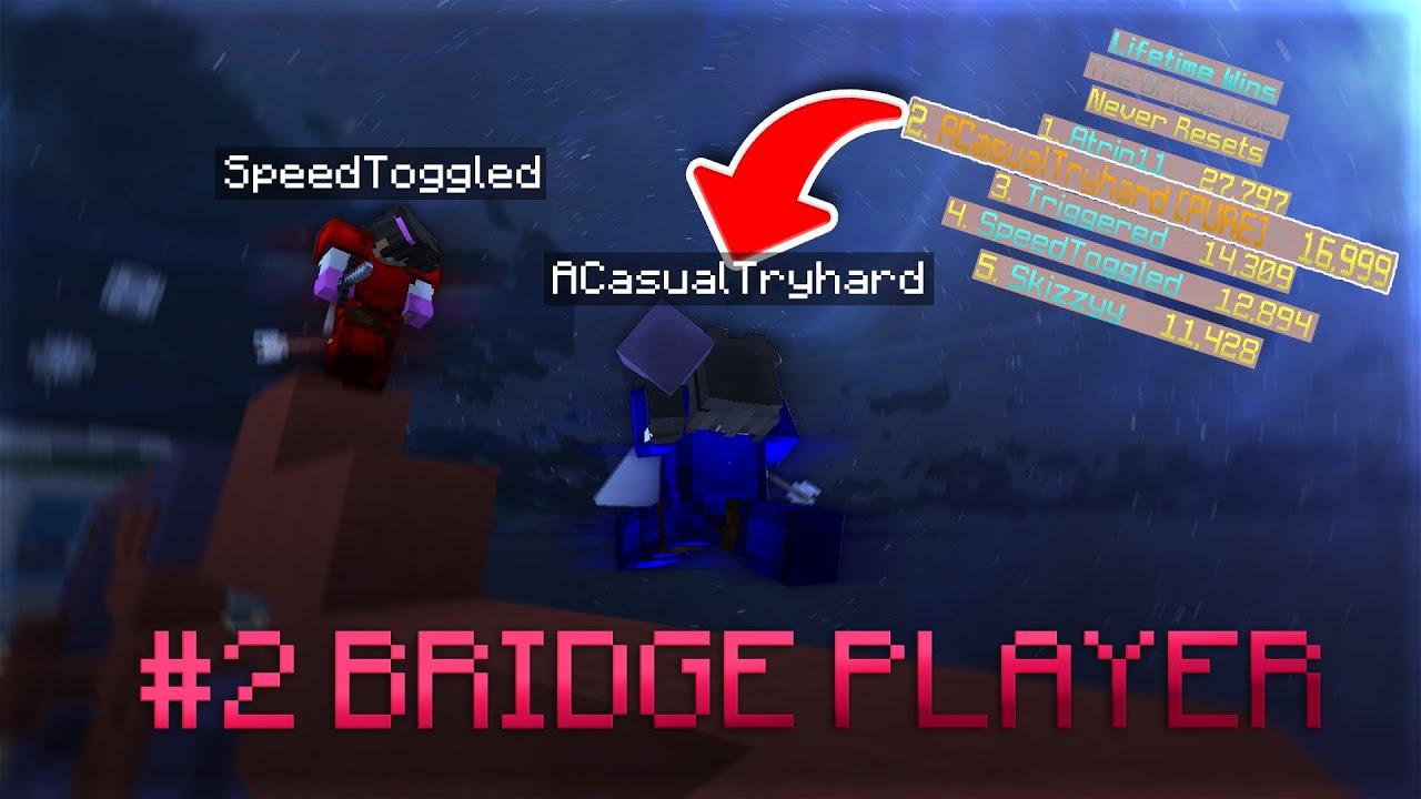 Download Beating The #2 Bridge Player in Hypixel The Bridge