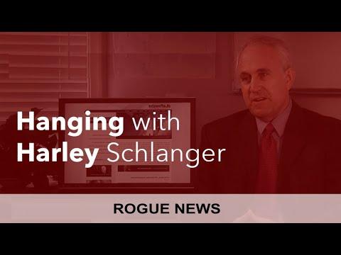 Rogue News: Hanging with Harley - CJ and Harley