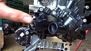 moteur MPI - 3 cylindre volkswagen polo SEAT 2016 - محرك ا ب ئ ومكوناته سيات