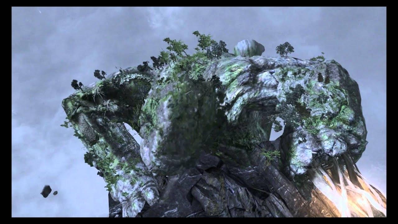 God of War 3: Remastered - Chap 1: Kratos (Falls To Hades) -