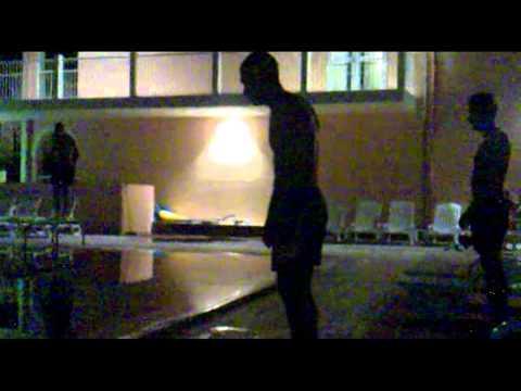 Tuffo al Santa Monica ore 2.40...Estate 2010