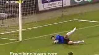 egyptian goal keeper Thumbnail