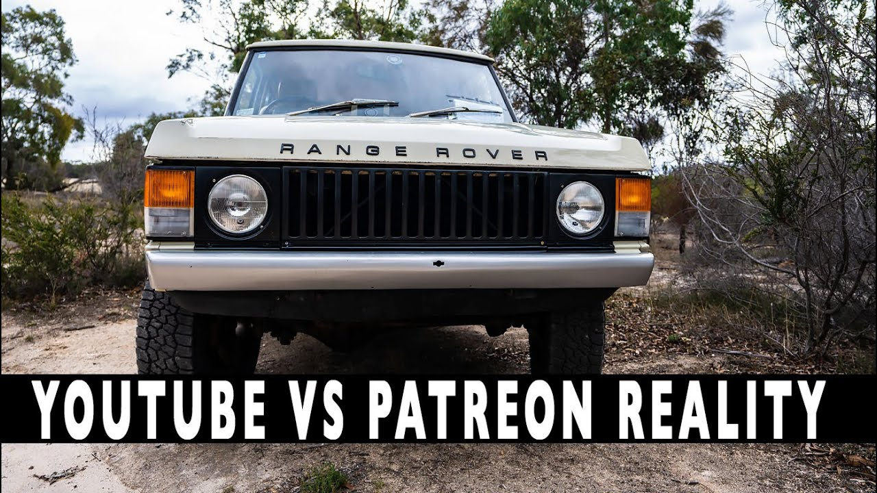 RANGE ROVER SERIES - THE REALITY OF YOUTUBE   4xOverland.