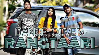 Rangtaari dance cover | loveratri | yo yo honey singh | dance choreography