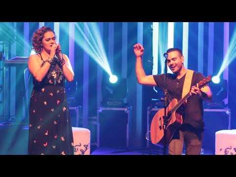 Gabriel Guerra e Nana Ferreira cantando SHALLOW - Lady Gaga, Bradley Cooper