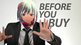Scarlet Nexus - Before You Buy (Video Game Video Review)