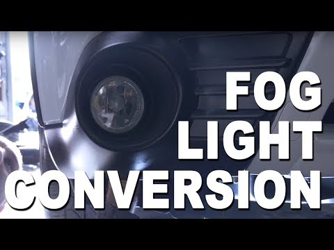 How To Install and Convert a Fog Light [CONVERSION] – 2012 Subaru Forester