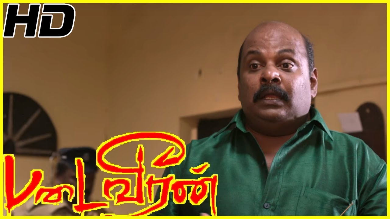 Download Padaiveeran  Padaiveeran full movie comedy scenes   Latest Tamil Movie Comedy   Vijay Yesudas Comedy