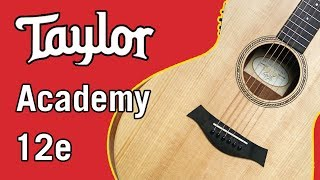 Taylor Academy 12e Review & Demo
