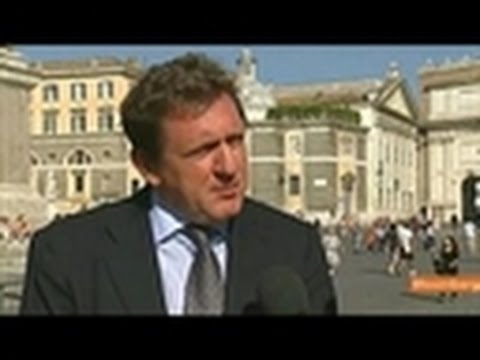 Fiori Luiss.Fiori Says Ecb Faces Great Dilemma Over Italian Bonds Youtube