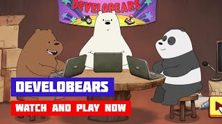 We Bare Bears: Develobears · Game · Gameplay