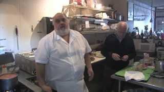 Rahm Schnitzel Dinner Recipe.