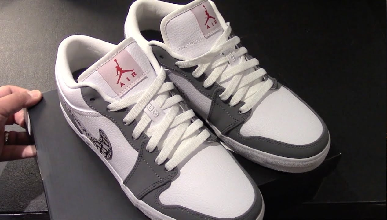 Jordan Nike Air Faible Crtl De