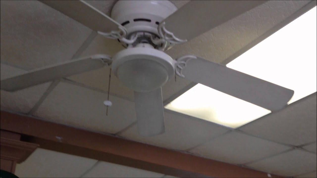 52 white harbor breeze armitage ceiling fan at slaters deli and 52 white harbor breeze armitage ceiling fan at slaters deli and sandwiches in middletown nj youtube aloadofball Images