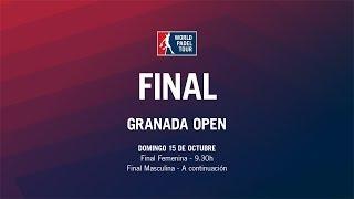 Finales Granada Open 2017 | World Padel Tour