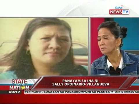SONA - Mother pleads for daughter facing China death sentence 03/23/11