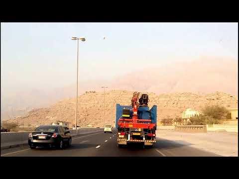 Balloon near Al Rams and Ghalilah Road Ras Al Khaimah United Arab Emirates