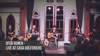 Ofer Ronen quartet teaser