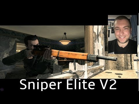 Sniper Elite V2 Remastered - Campaign - Hard Mode - With TECHI PANDA - Part 1 (PS4)