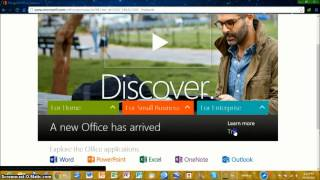 Windows 8 Tips #2: How to Download Office 2013 Preview For Free