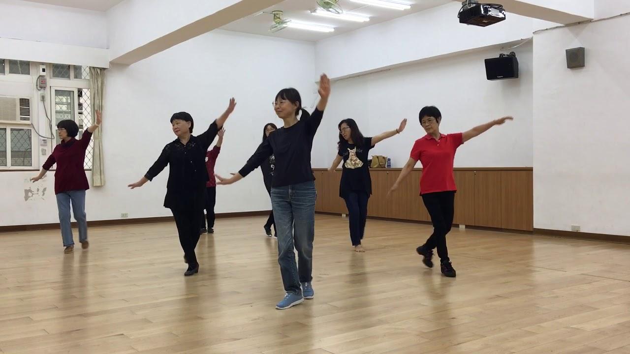 20200312排舞課Dance Monkey