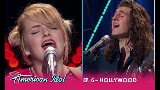 Maddie Poppe & Cade Foehner SMASH It Through To The Next Round! | American Idol 2018