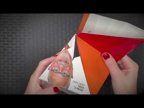 Octahedron Folding Tutorial | AACD 2020 Orlando
