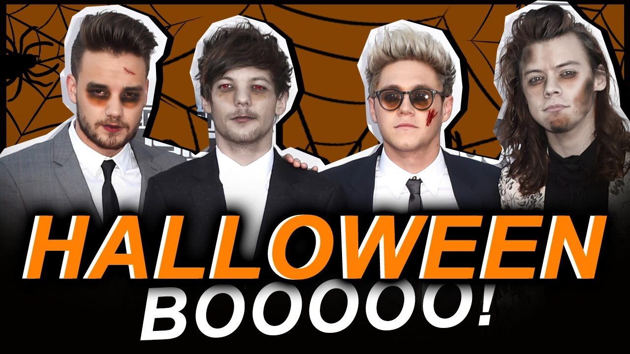 one direction games for kids. ONE DIRECTION HALLOWEEN SPECIAL 2016  1 7K YouTube