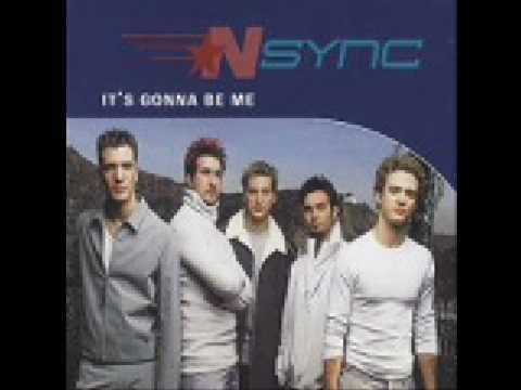 nsync- its gonna be me instrumental