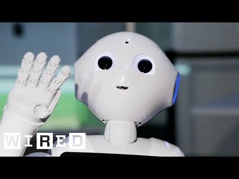 A Brief History of Our Robotic Future | Robots & Us | WIRED