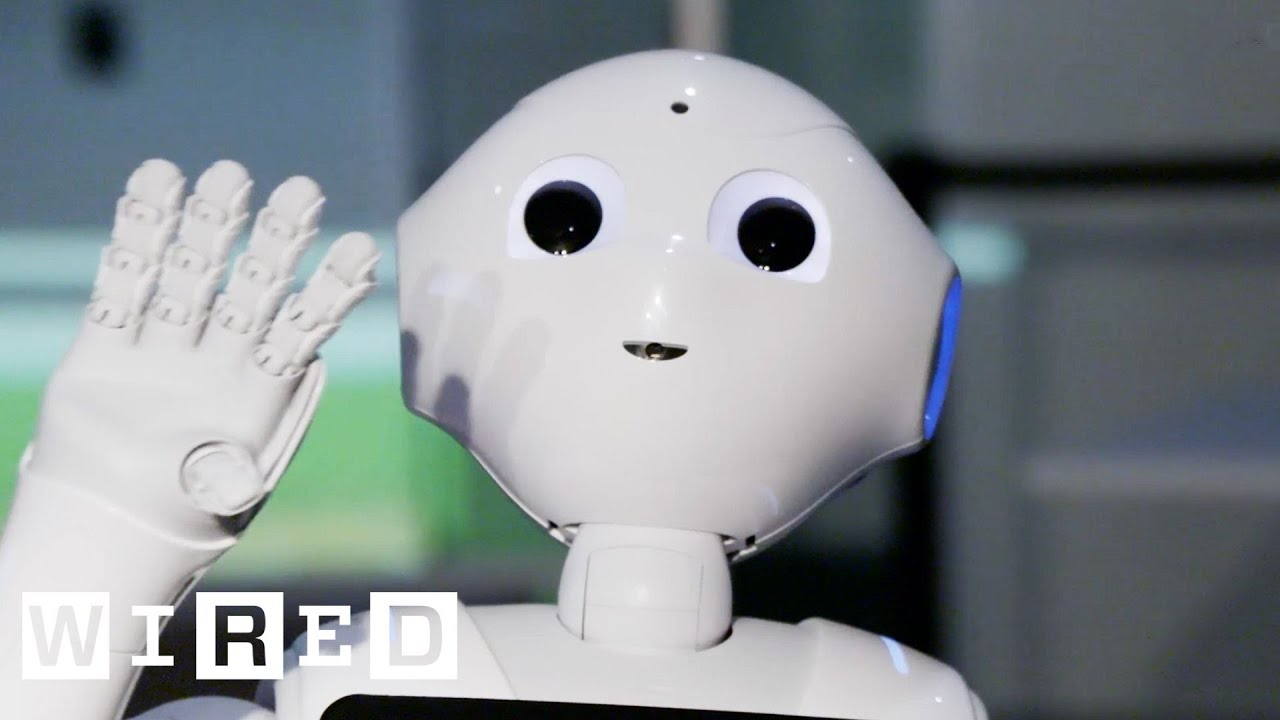 A Brief History of Our Robotic Future | Robots & Us | WIRED - YouTube