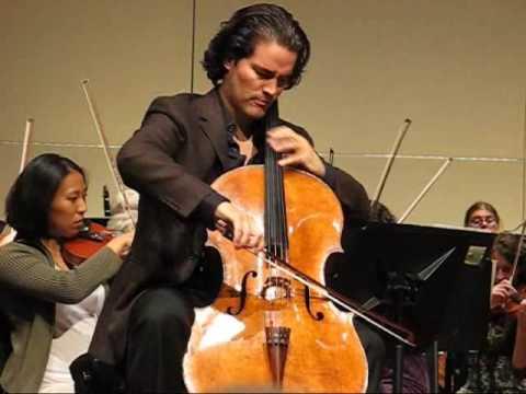 Zuill Bailey Tchaikovsky Rococo Var VII Allegro vivo