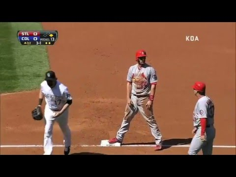 My Top 5 Smartest Plays In MLB (Recent Years)