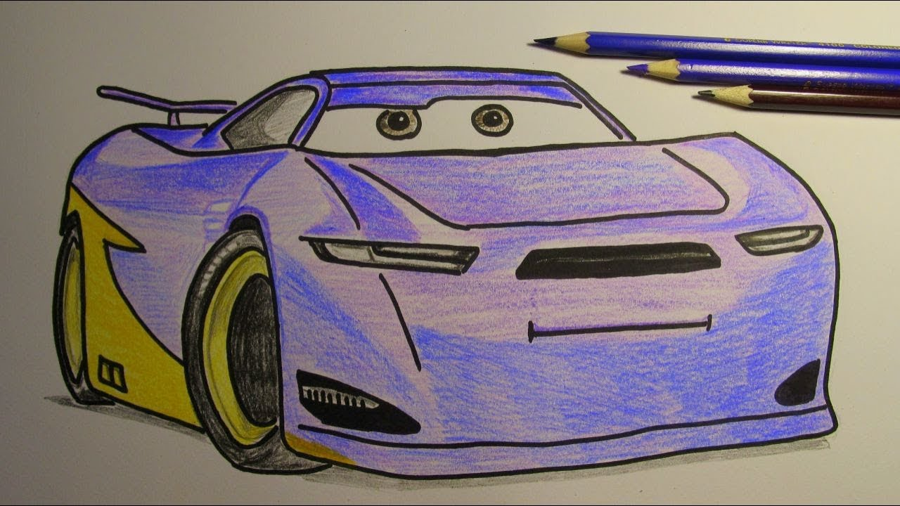 Cars The Movie Coloring Pages For Kids Download