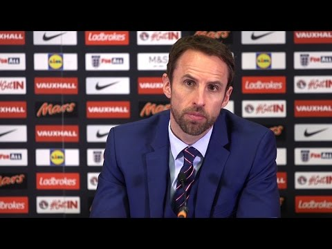 England 2-0 Lithuania - Gareth Southgate Full Post Match Pre