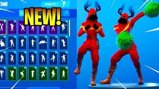 *NEW* CLOAKED SHADOW Skin With Dance Emotes! Fortnite Battle Royale
