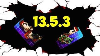 Pixel Gun 3D - Update 13.5.3 Симулятор Ваншотов (143 эпизод)