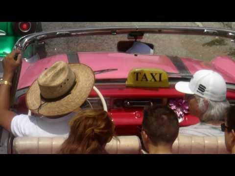 Cuba 8: VISITE GUIDEE DE LA HAVANE (2ème partie)