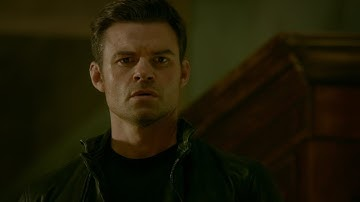 The Originals 5x06 Elijah watches Hayley burn to death