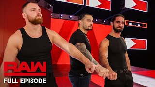 WWE Raw Full Episode, 22 October 2018