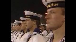 Großer Zapfenstreich der NVA 1988 - 175 Jahre Befreiungskriege