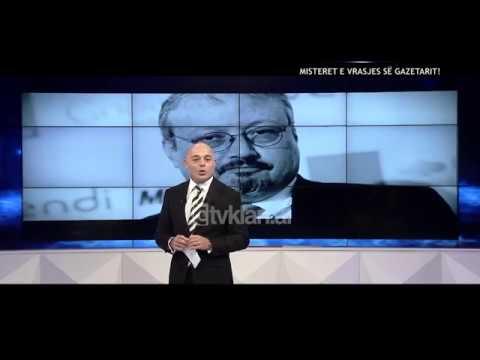 Opinion - Misteret e vrasjes se gazetarit! (31 tetor 2018)