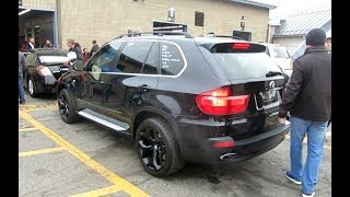 10 ЛЕТНИЙ КРАСАВЕЦ BMW X5 4.8  ПОЧЕМУ ТАК ДЕШЕВО?