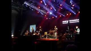 Bájoló Szabó Balázs Bandája - Csík Zenekar koncertje - Syma 2012-12-29